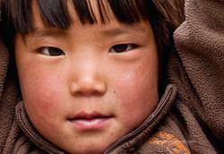 Bhutanese girl (Bhutan)