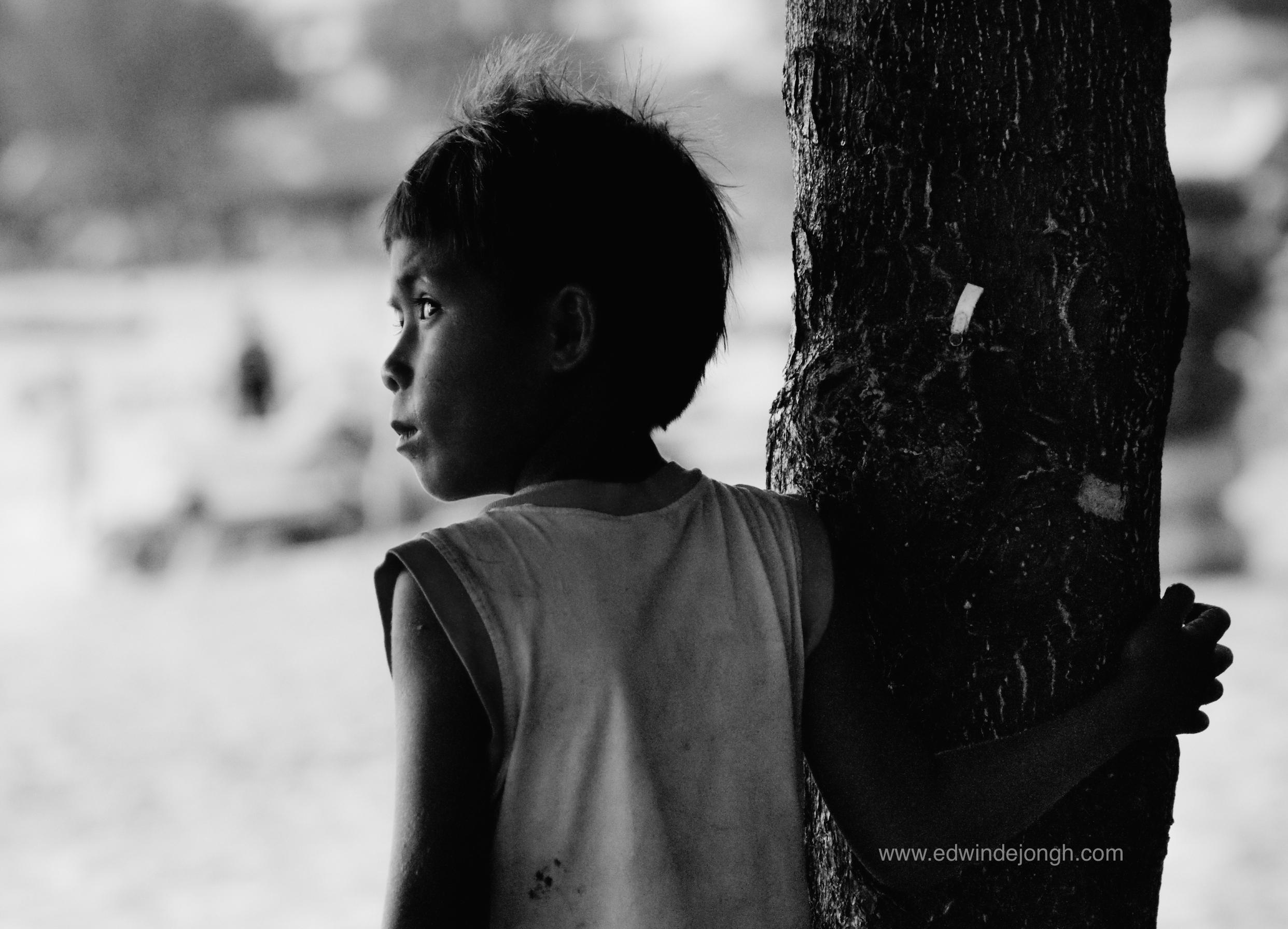 Sihanoukville kid (Cambodia)
