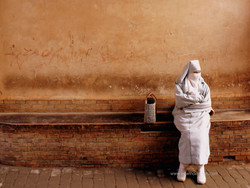 The Empty Bag (Marrakesh)