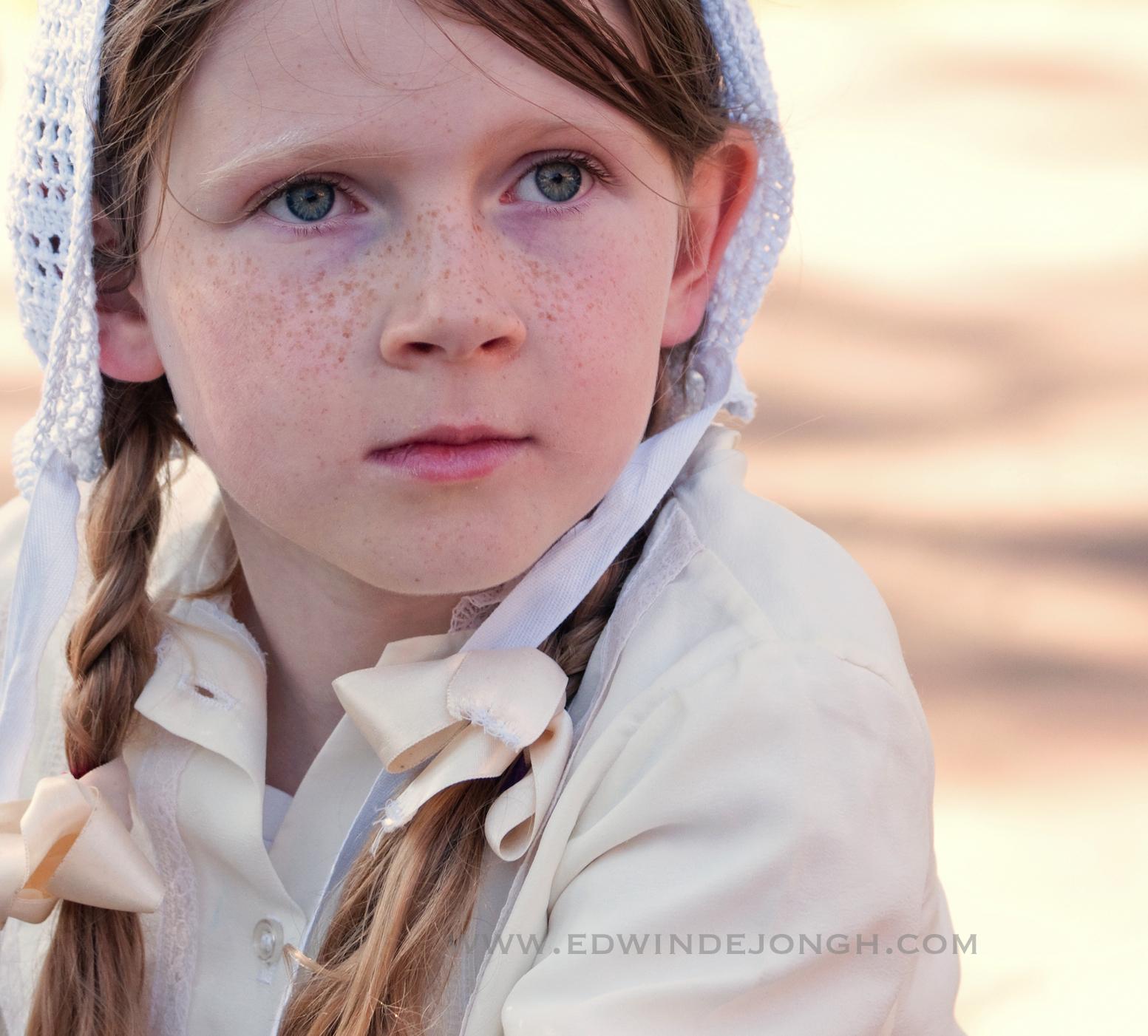 Ameland girl