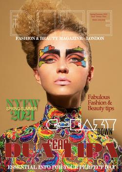 Bite Magazine Cover - Spring_Summer 2021