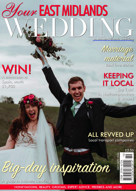 YOUR EAST MIDLANDS WEDDING
