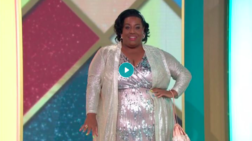 ALISON HAMMOND, THIS MORNING