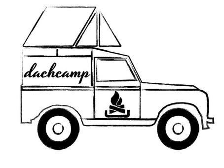Schlafplätze gesichert! Dach.Camp ist neuer Sponsor.