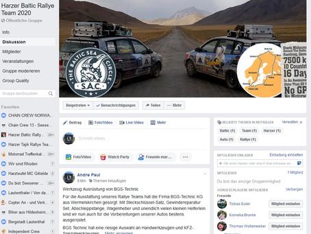 Neue Facebook Seite!