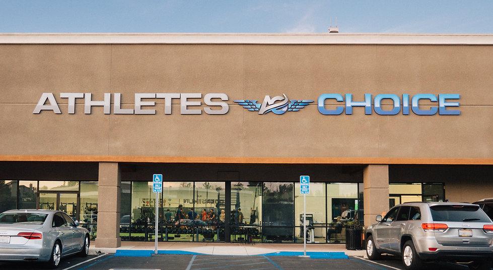 Athletes Choice Training Facility California Martial Arts