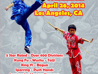 Los Angeles International Chinese Martial Arts Championships