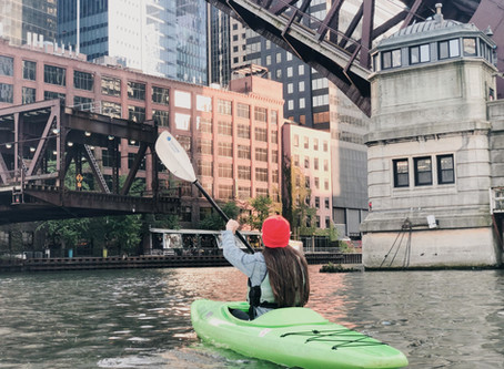 CHICAGO TRAVEL GUIDE: FALL EDITION