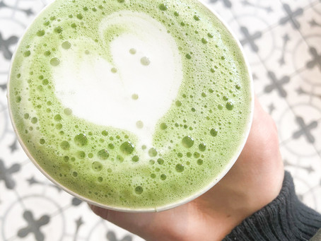 WHY MATCHA IS HAVING ITS MOMENT