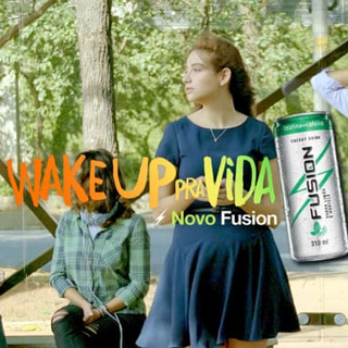 Fusion - Wake Up pra Vida