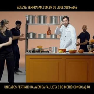 FAM - Rafinha Bastos