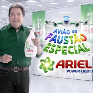 Ariel - Avião do Faustão Especial