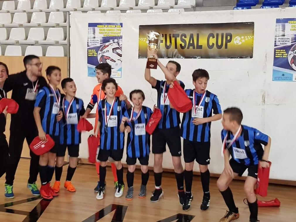 U14s WINNERS - COSTA DAURADA CUP