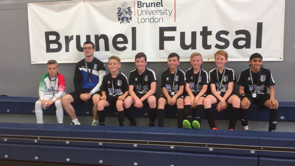 Finta U12's wins regional qualifiers and make it through to the National Finals