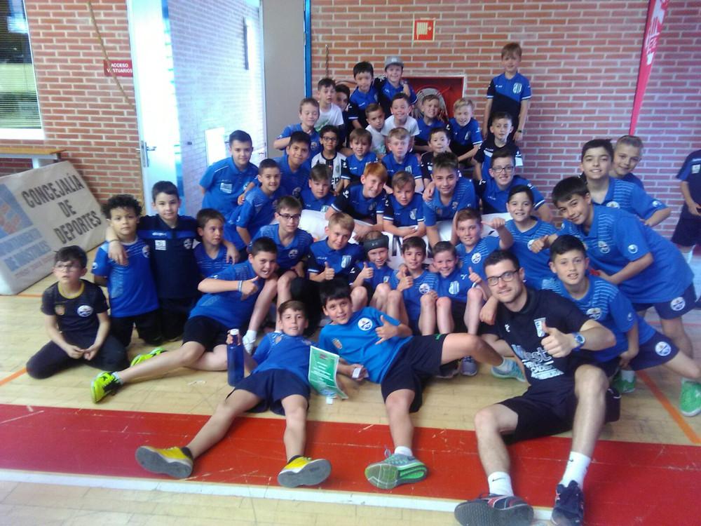 Finta Futsal with Ciudad de Mostoles