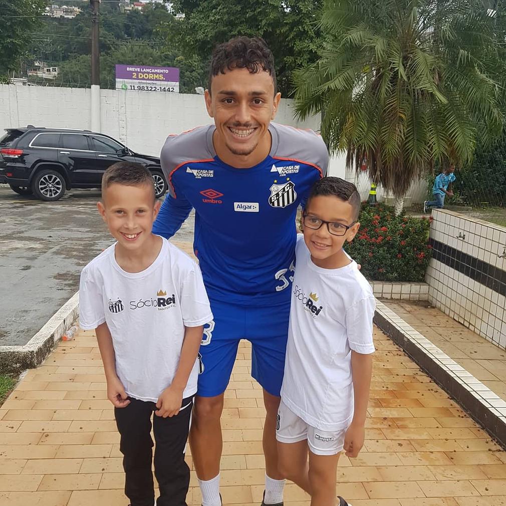 Obrigado Santos FC !