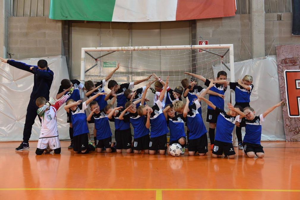 Finta to take part in prestigious Tournament in Italy January 2019