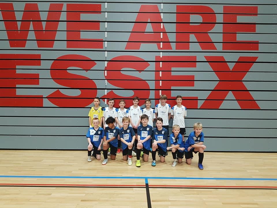 U12 Essex Futsal Champions 2020