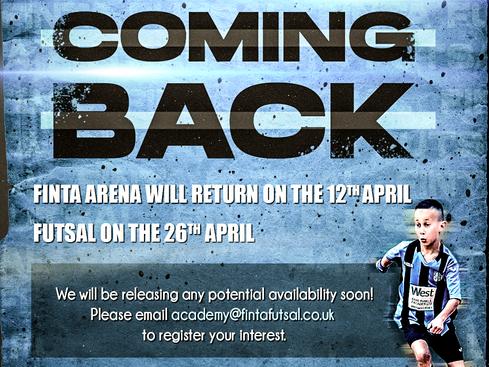 Finta Futsal is back !