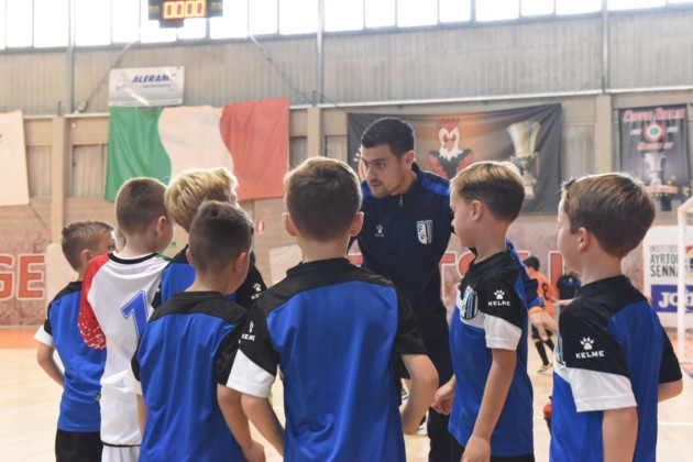 Finta Futsal Travels to Barcelona and Madrid during the Easter Holidays