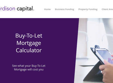 Free Buy-To-Let Mortgage Calculator