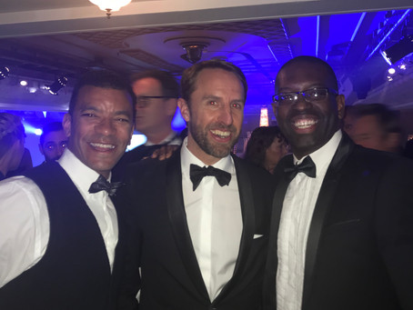 Good Luck To Gareth Southgate and The England Team from Maurice & The Sardison Capital Team