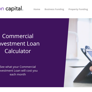 Free Commercial Investment Loan Calculator