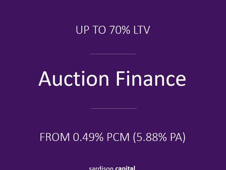 Auction Finance | Sardison Capital