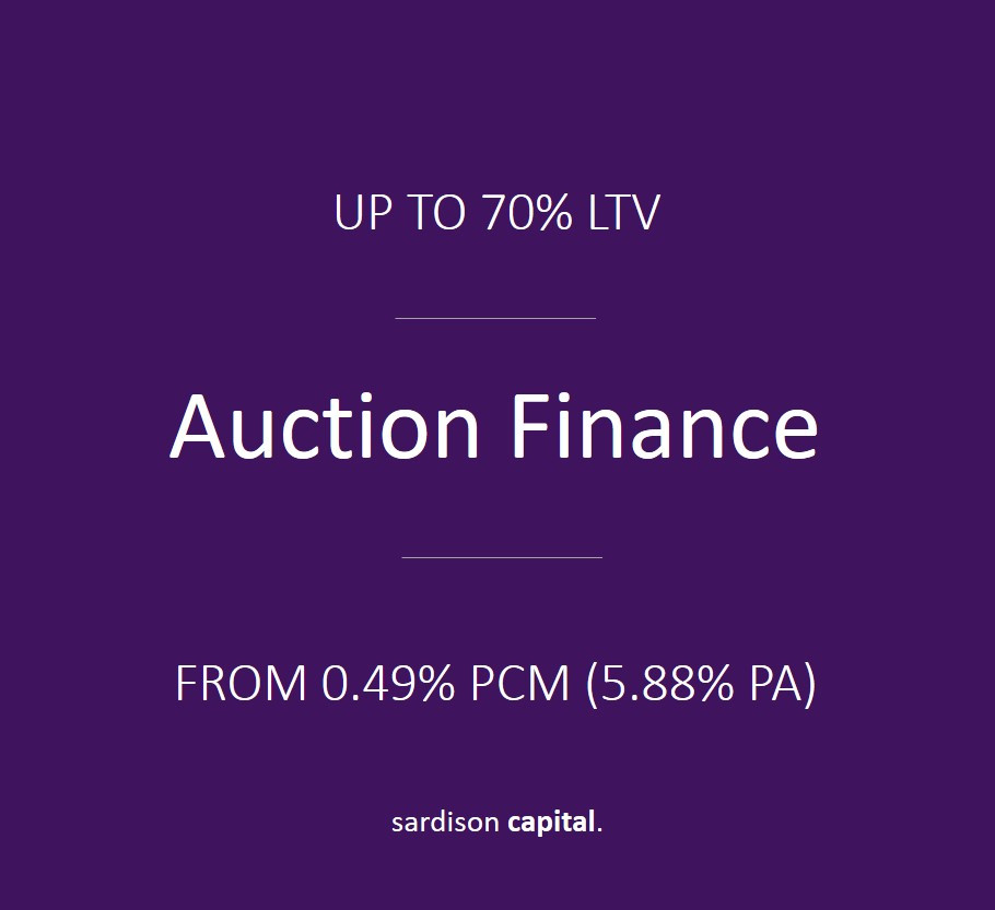 Auction Finance - Sardison Capital