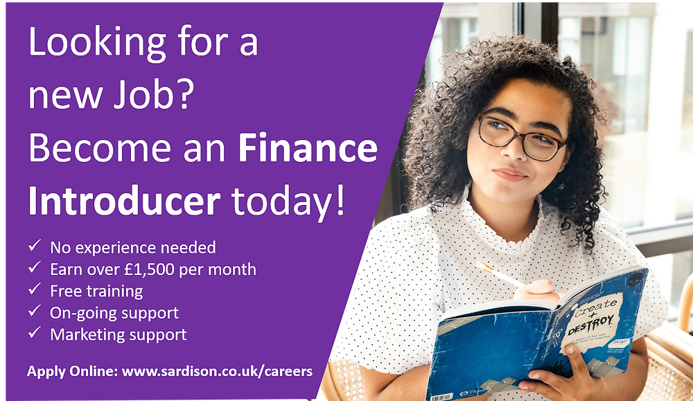 Join over 500 introducers across the UK helping businesses owners to get access to finance
