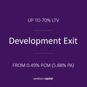 Development Finance | Sardison Capital