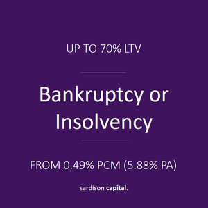 Bankruptcy or Insolvency Finance | Sardison Capital
