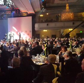 Maurice Sardison PFA Awards 2017