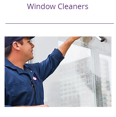 Get finance for your Window Cleaning business