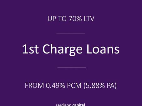 1st Charge Loans | Sardison Capital