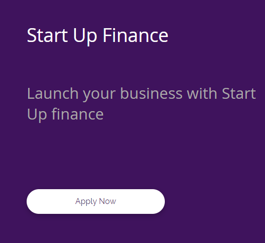 Launch your business with Start Up finance today