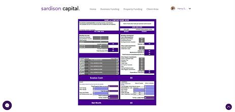 Sardison Capital Net Worth Calculator