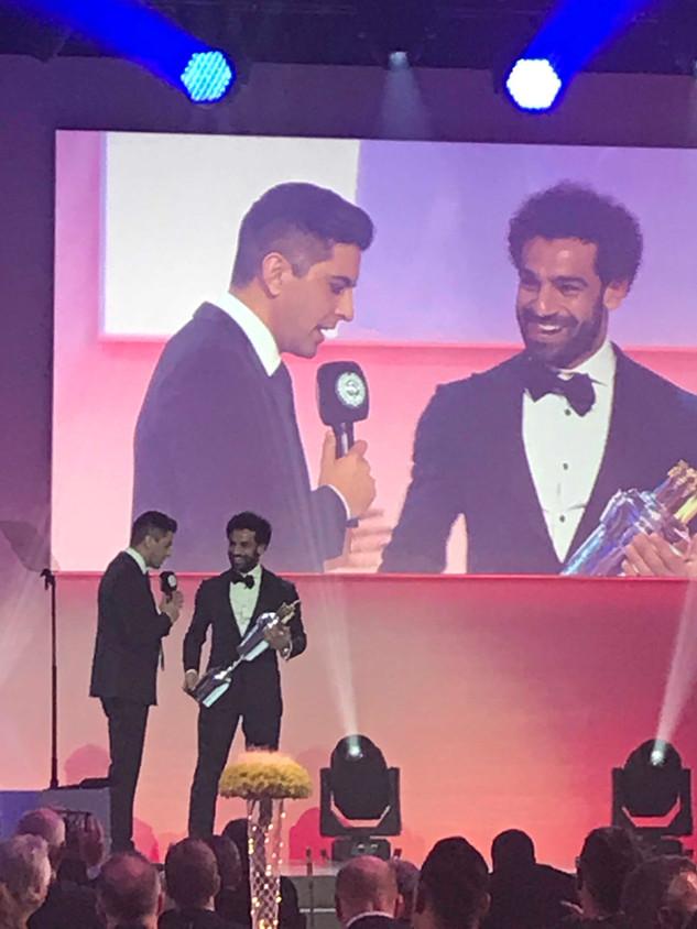 PFA Awards 2018