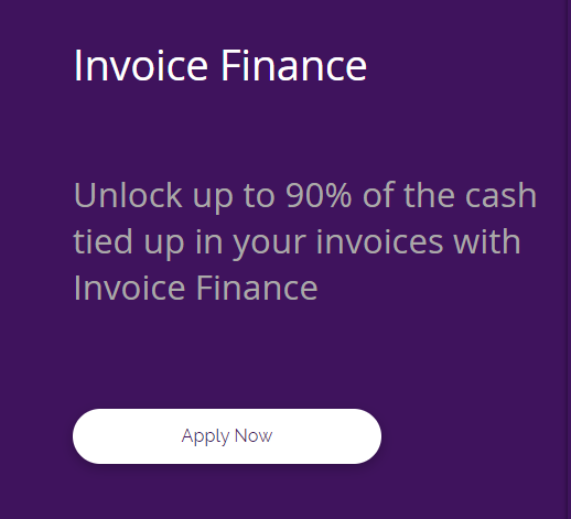 Unlock up to 90% of the cash tied up in your invoices with Invoice Finance