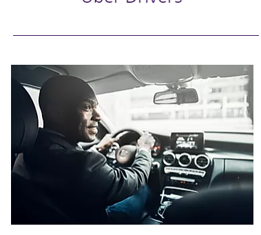 Finance available for Uber drivers
