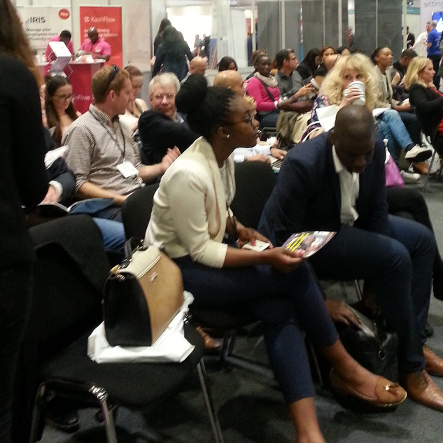 The Business Show Event - Thursday 12th