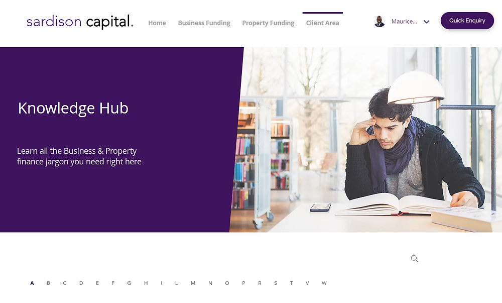 Knowledge Hub - a wealth of useful information