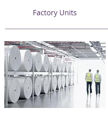 Finance for UK Factories