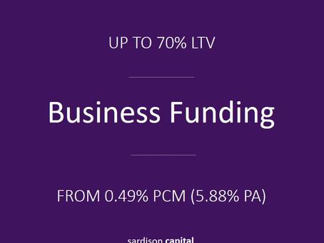 Business Funding | Sardison Capital