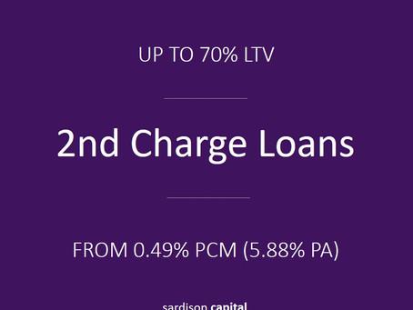 2nd Charge Loans | Sardison Capital