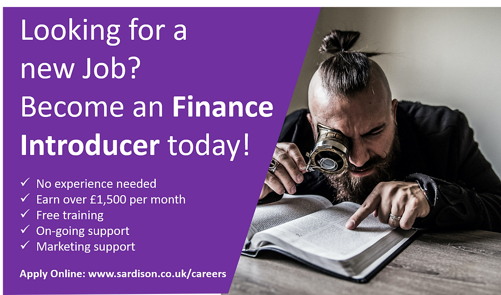 Join Sardison Capital and help businesses you know to start and grow in 2021