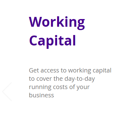 Do you need working capital for your business?