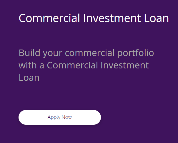 Build your commercial portfolio with a Commercial Investment Loan