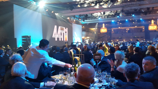 Sardison Team Attends PFA Awards 2017