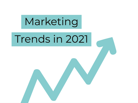 Marketing Trends We Are looking forward to in 2021